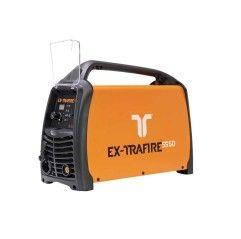 Plasmaschneidgerät EX‐TRAFIRE 55 SD (30-55A) 400 V 3-PH, CE plus Hand System/FHT‐EX105H Torch 5m/H Starter Kit