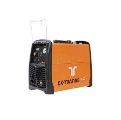 Plasmaschneidgerät EX‐TRAFIRE 75 SD (30-75A) 220 V 3-PH, CE plus Hand System/FHT‐EX105H Torch 5m/H Starter Kit