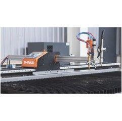 TRAGBARES CNC SCHNEIDSYSTEM EX-TRACK für Autogenschneiden / Plasma (Inkl. Autogen-Schneidbrenner und Plasma Ex-trafire® 40SD) -