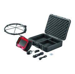 ROLLER'S VisioCam 2 Set S-Color 30 H - Elektronisches Kamera-Inspektionssystem Ø 40 – 150 mm - 175303 A220