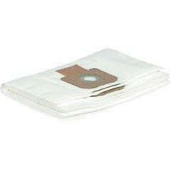 Roller - Vliesfilterbeutel, 5er-Pack, Polyestervlies, 3-lagig, reißfest, Feucht- und Trockensaugen, M-zertifiziert, - 185511 A05