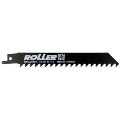 ROLLER'S Sägeblätter für Holz und Metall (schwarz) - verschiedene Ausführungen