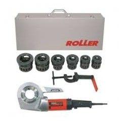 Roller - Elektro-Gewindeschneidkluppe Set King 1/8-2'' 850301 A220