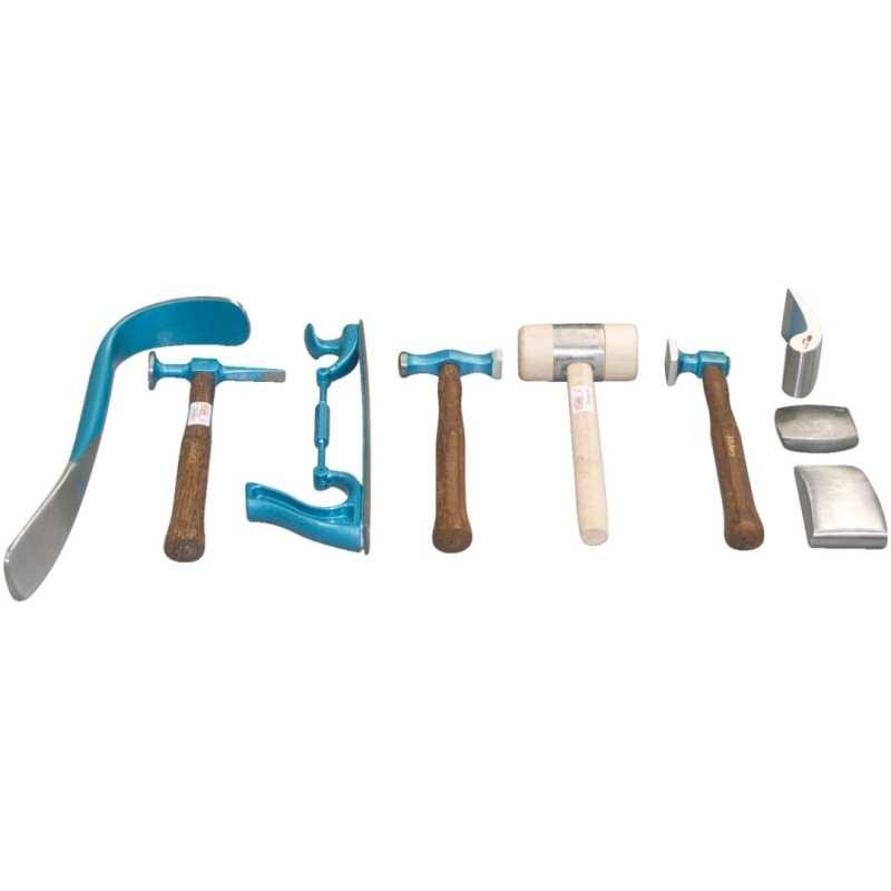 Gys Handwerkzeuge Set für Karroseriearbeiten - 051133