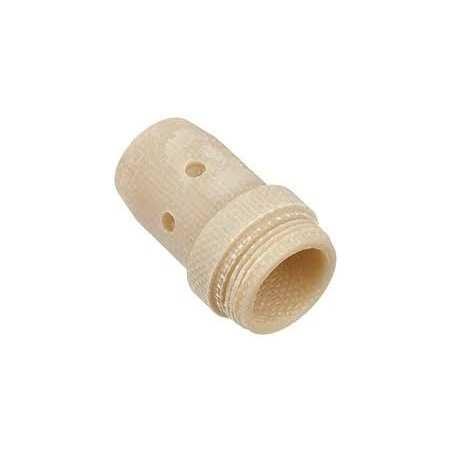 Abicor Binzel Gasverteiler long life für ABIMIG W 605 / 605 C / 605 D Schweißbrenner, Länge 31 mm, (1 Stück) - 766.0518