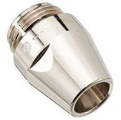 Gasdüse für ABI MIG 645W Schweißbrenner, konisch, 16 mm Durchmesser, 32,5 mm Länge (1 Stück) - 766.1074