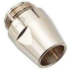 Gasdüse für ABI MIG 645W Schweißbrenner, zylindrisch, 19 mm Durchmesser, 32,5 mm Länge (1 Stück) - 766.1075