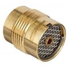Binzel Gasdiffusor 4 für Abitig WIG-Schweißbrenner, Standard, 4,8 mm Durchmesser - 775.0126