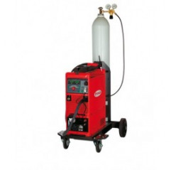 TransTig 4000 Job Set, Wassergekühlt, 400 A, WIG y Elektroden (DC)