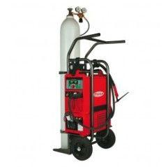 TransTig 2500 Job G/F Set, Gasgekühlt, 250 A, WIG y Elektroden (DC) (Jobs speichern)