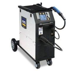 GYS 3in1 Schweißgerät MULTIPEARL 211-4, 065116 MIG MAG WIG E-Hand 200A 230V