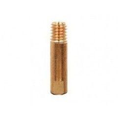 Stromdüse CuCrZr M6 x 25, Ø 0,6mm, Abicor Binzel, 1 Stück - 140.0855 - 1 - - - 140.0855 - 0,95€ -