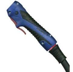 BINZEL MIG/MAG Grundbrenner ABIMIG ATG 155 LW 4,0m luftgekühlt - langer Taster - ohne Brennerhals - 004.D814.1