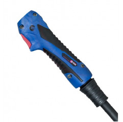BINZEL MIG/MAG Grundbrenner ABIMIG ATG 255 LW 4,0m luftgekühlt, ohne Brennerhals - kurzer Taster - 018.D957.1