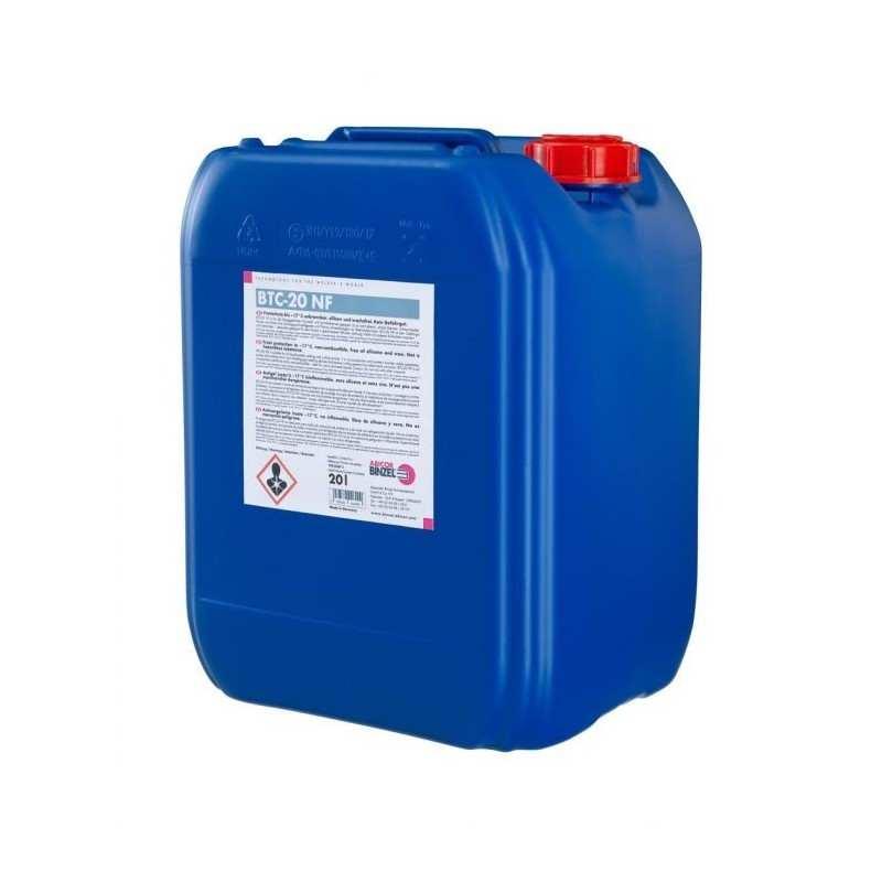 Binzel BTC20 NF Kühlflüssigkeit 20 l für Wasserkühler aller Art - 192.0267.1 - 4036584926999 - 87,85€ -