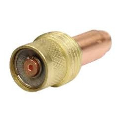 Spannhülsengehäuse mit Gaslinse Standard. 1,6mm - 17/18/26 - 45V25 - Original Binzel - 701.0203