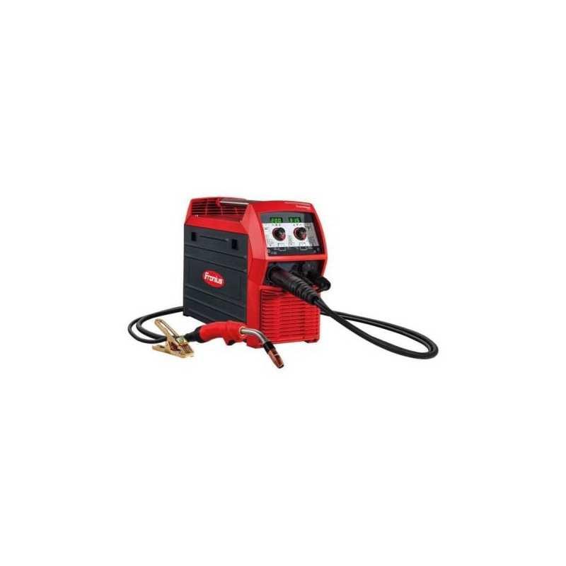 Transsteel 2200c Set/EF -Inversora MIG/MAG-WIG-Electrodos