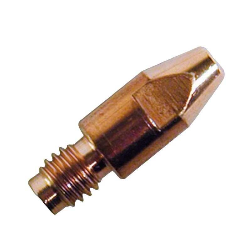 Stromdüse E-Cu M8 x 30, Ø 1,6mm, Abicor Binzel, 1 Stück - 140.0587