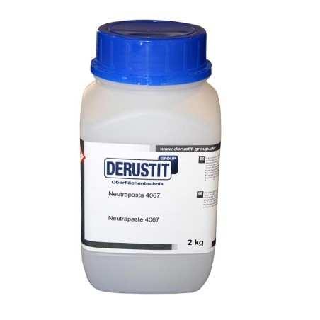 Neutralisationspaste DERUSTIT Neutrapaste 4067 für Beizpaste 2kg
