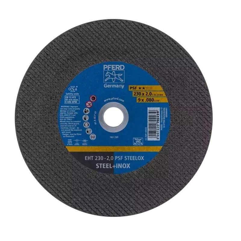 TRENNSCHEIBE PFERD EHT 230-2,0 PSF STEELOX - 69901410 - 69901410-1 -  - 8,00€