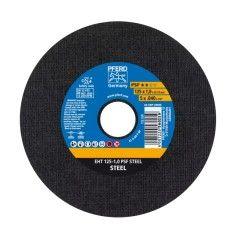 TRENNSCHEIBE PFERD EHT 125-1,0 PSF STEEL - 61719010 - 61719010-1 - - 3,36€ -