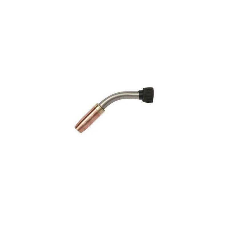 MTB 400i G Multilock Brennerkörper ML/45°/L397/H88 (Gasgekühlt)