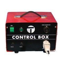 Kontrol box für MIG/MAG GPZ Brenner Plus (SpoolGun mit Drahtrollen 500gr/1lb), 7,6M EURO, Schweissbrenner, Schlauchpaket - 1 -