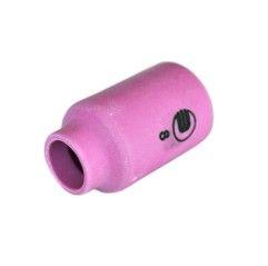 Keramische Gasdüse Gr. 8 - 42mm - Standard für Gaslinse - Typ 17 / 18 / 26 - 54N14 - Original Binzel - 701.0424 - 701.0424 - 403