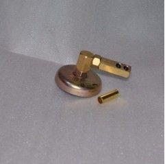 Massemagnet Rund Drehbar Magnetisch Masseklemme Schweißmagnet 60