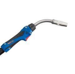 MIG/MAG-Schweißbrenner Schlauchpaket ABIMIG® W T 540 LW,50°, Stromdüse 1,2mm, länge 3-5 m, Euroanschluss, Flüssiggekühlt