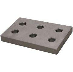 BuildPro Befestigungsplatte 100 x 160mm, 6 Loch - T61006 - T61006 - - 29,85€ -