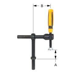 BuildPro PIVOTING T-POST Horizontale/Vertikale Spannklemme - T61670 - T61670 - - 39,46€ -