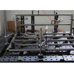 BuildPro Schiebekanalklemme ,Kapazität 300 mm, Schienengröße 25.4x11.9mm - T61510 - T61510 - - 61,19€ -