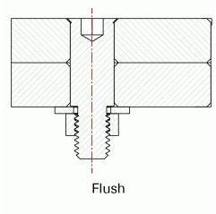 BuildPro Set mit Innensechskant-Schulterschrauben (Standard) 22mm - T931608 - T931608 - - 5,44€ -