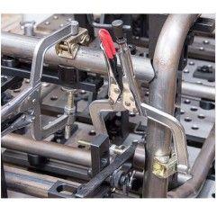 Feststellzange Rundschaftzange - OAL 216 mm / Klemmkapazität: 63.5mm- PG637V - PG637V - - 20,23€ -