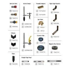 BuildPro TMK620 - BuildPro Modularer Befestigungssatz 80-TEILE-KIT - TMK620 - - 1.669,55€ -