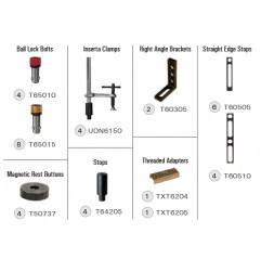 BuildPro TMK610 - BuildPro Modularer Befestigungssatz 38-TEILE-KIT - TMK610 - - 656,88€ -