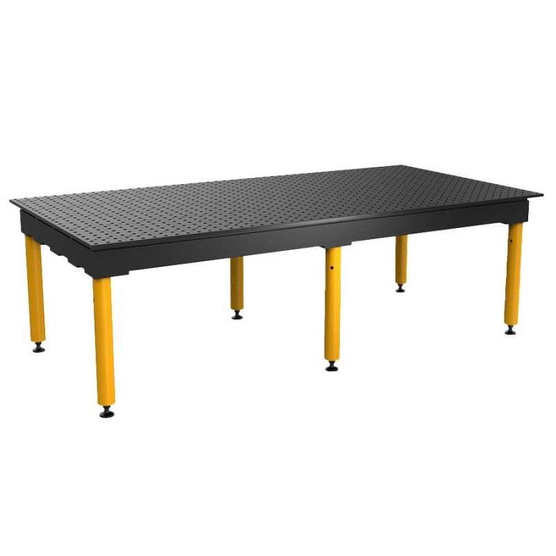 BUILDPRO MAX SCHWEISSTISCH NITRIERT - 2,550 X 1,250 MM - TMQE625125V - TMQE625125V - - 5.404,25€ -