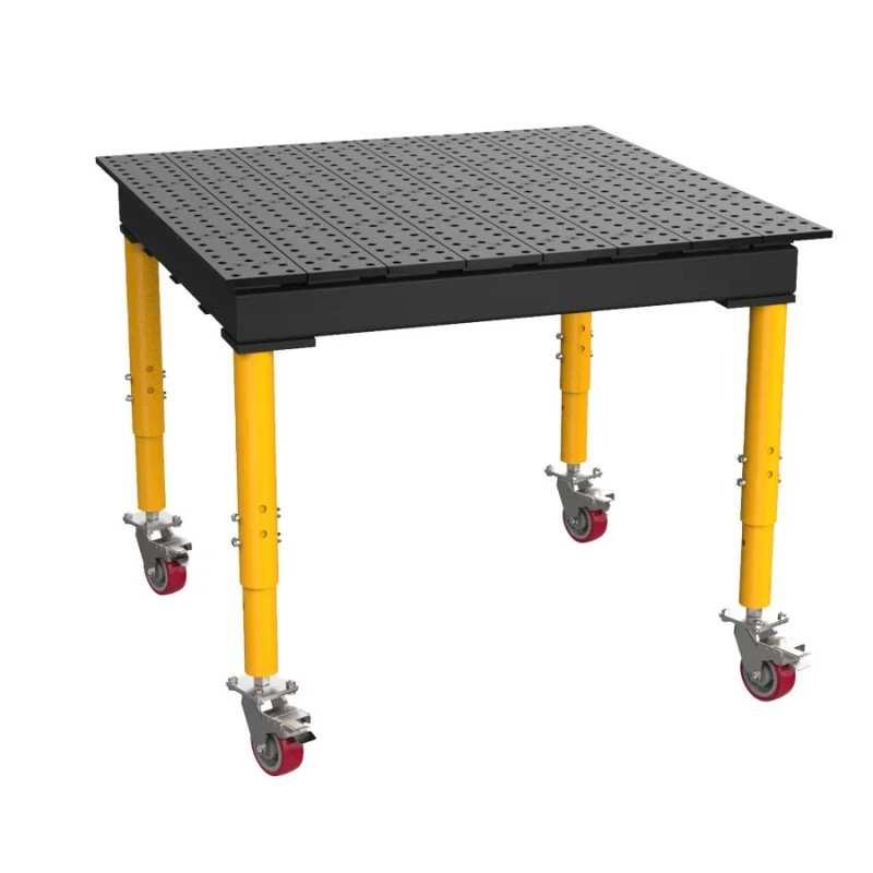 BUILDPRO MAX SCHWEISSTISCH NITRIERT - 1,200 X 1,200 MM - TMQRC61212V - TMQRC61212V - - 3.109,19€ -