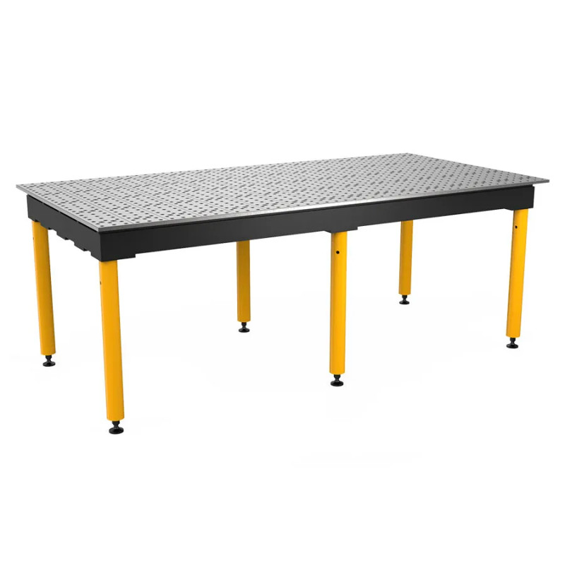BUILDPRO MAX SCHWEISSTISCH STANDARD - 1,950 X 1,250 MM - TMD620125V - TMD620125V - - 3.570,98€ -
