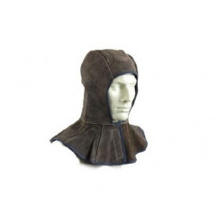 Trafimet CAP-136 Schweißerhaube Kopfschutz Rindvollleder Uni Siz