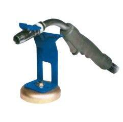Soporte de fijar para antorchass de soldadura MIG base magn&eacu