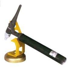 Soporte de fijar para antorchass de soldadura TIG base magn&eacu