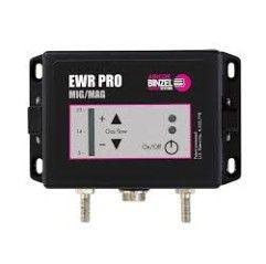 Elektronisches Gasregelsystem ABICOR BINZEL ,EWR PRO - SHUNT 300A -Reduzierter Schutzgasverbrauch