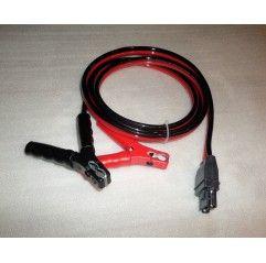 Ladeleitung 2,5m 6mm² Batterietester/Ladegerät Acctiva Selectiva