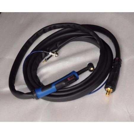 WIG-Schweißbrenner ABITIG26 Grip 4m luftgekühlt DB 4m für GYS