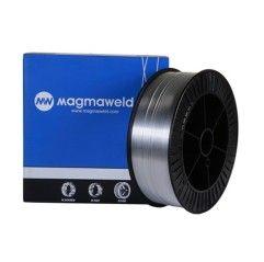 MAGMAWELD AWS 4043 (3.2245) MiG Soldadura Alambre Aluminio - Ø 0,8 mm, 2.0 kg (D200 Carrete)