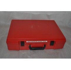 Systemkoffer für Batterietest/Ladegerät Acctiva professional