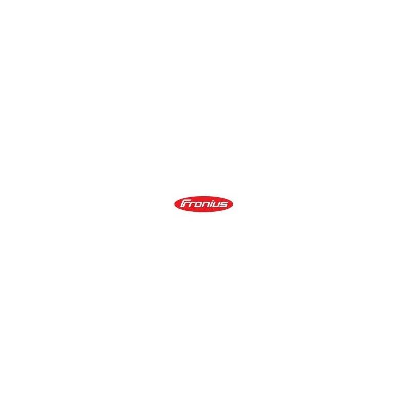 Fronius - TTW4000A F ++ / UD / 8m FumeEx - WIG Handschweißbrenner, wassergekühlt, F ++ Anschluss mit Absaugfunktion - 1 - 900794