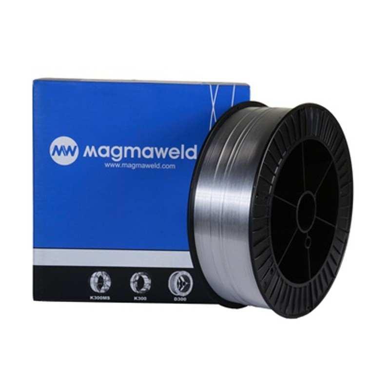 AWS 308LSi MAG Schweißdraht V2A Edelstahl 1.4316-Ø 0,8mm, 5.0kg